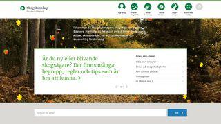 skogskunskap.se