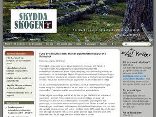 skyddaskogen.se