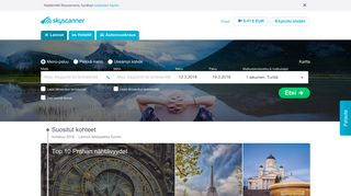 skyscanner.fi