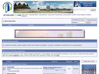 Preview of skyscrapercity.com