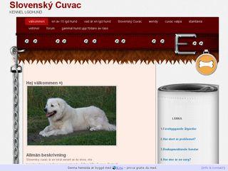 slovenskycuvac.n.nu