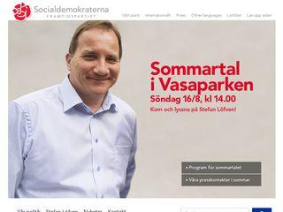socialdemokraterna.se