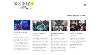 societyandspace.org