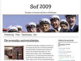 sof2009.se