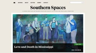 southernspaces.org