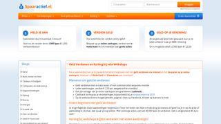 spaaractief.nl
