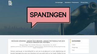 spaningen.se
