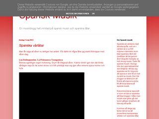 spanskmusik.blogspot.com