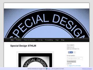 specialdesign.n.nu