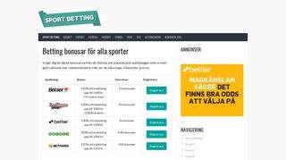 sport-betting.nu