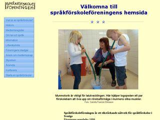 sprakforskola.se