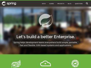 spring io | Domainstats com