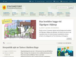 staffanstorp.se