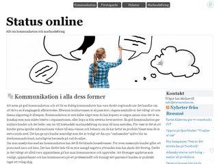 statusonline.se