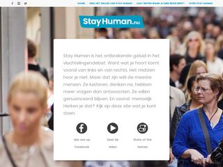 stayhuman.nu