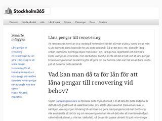 stockholm365.se