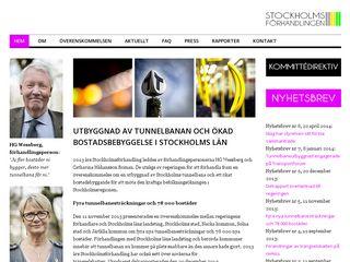 stockholmsforhandlingen.se