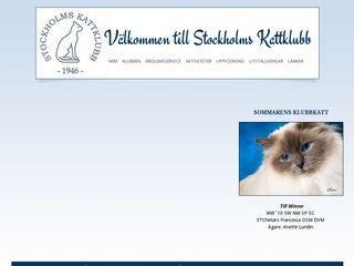 stockholmskattklubb.se