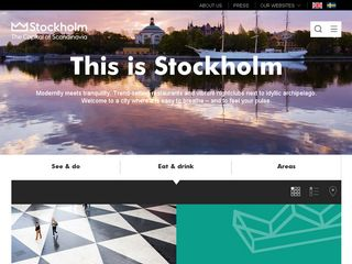 Preview of stockholmtown.com