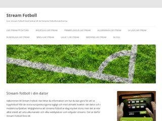 streamfotboll.se