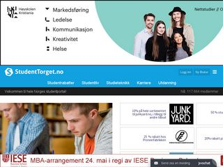 studenttorget.no