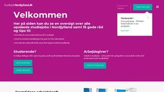studiejobnordjylland.dk