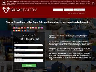 Sugar Daddy Randki DK
