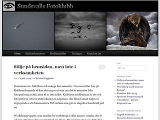 sundsvallsfotoklubb.se