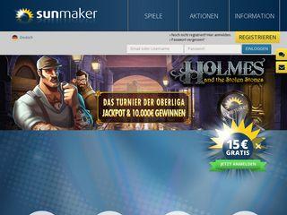 Preview of sunmaker.com