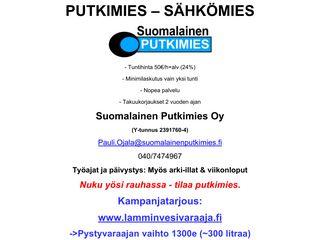 suomalainenputkimies.fi