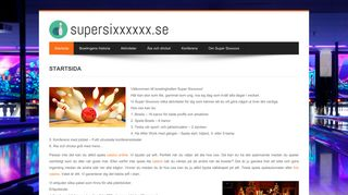 supersixxxxxx.se