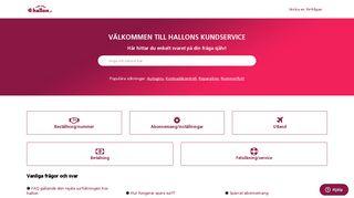 support.hallon.se