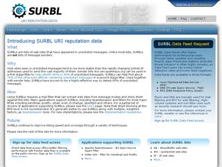 Preview of surbl.org