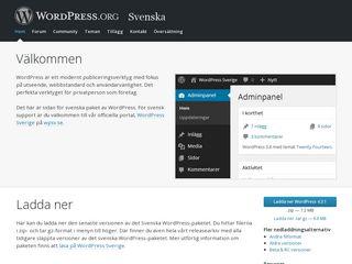 sv.wordpress.org
