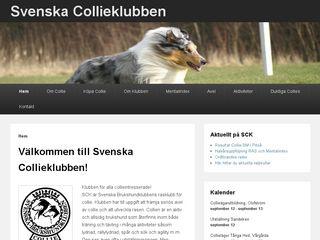 Preview of svenskacollieklubben.se