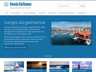 svenskagasthamnar.se
