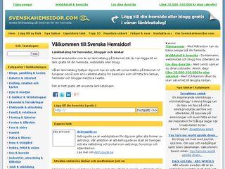 svenskahemsidor.com