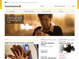 svenskakyrkan.se
