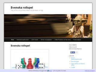 svenskarollspel.se