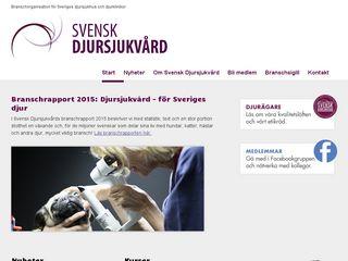 svenskdjursjukvard.se