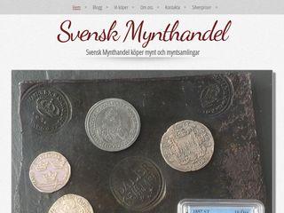svenskmynthandel.se