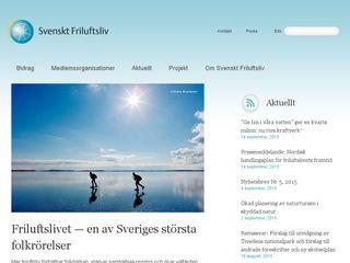 svensktfriluftsliv.se