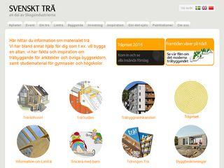 Preview of svenskttra.se
