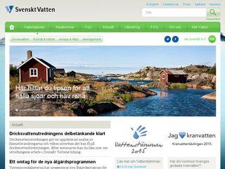 svensktvatten.se