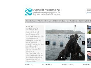 svensktvattenbruk.se