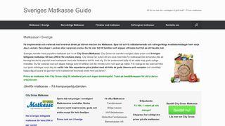 sveriges.matkasse.guide