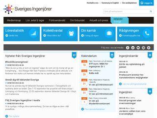 sverigesingenjorer.se