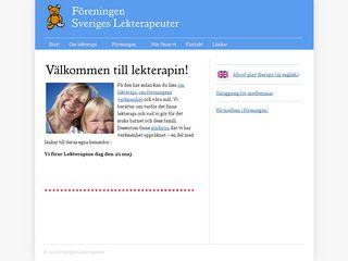 sverigeslekterapeuter.se