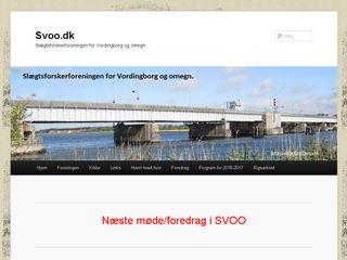 Earlier screenshot of svoo.dk