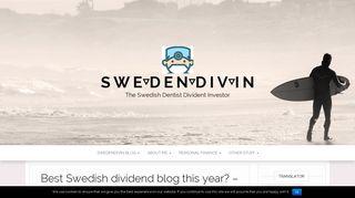 swedendivin.se